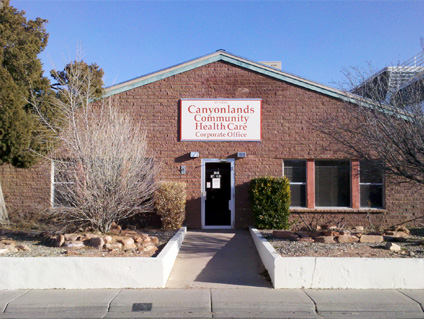 Canyonlands Healthcare Corporate Office