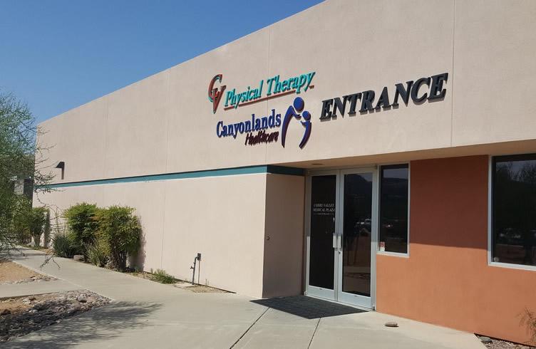Canyonlands Healthcare - Globe