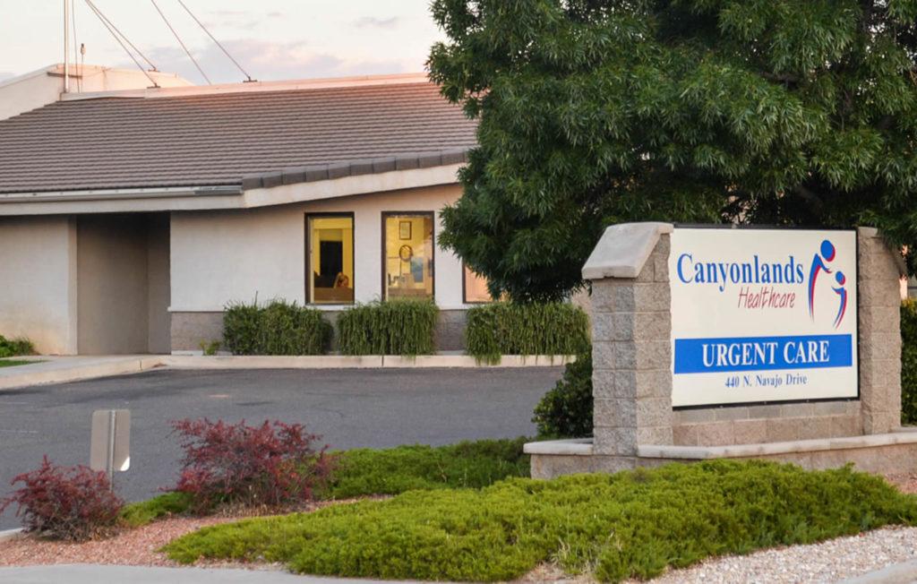 Canyonlands Urgent Care, Page, Az