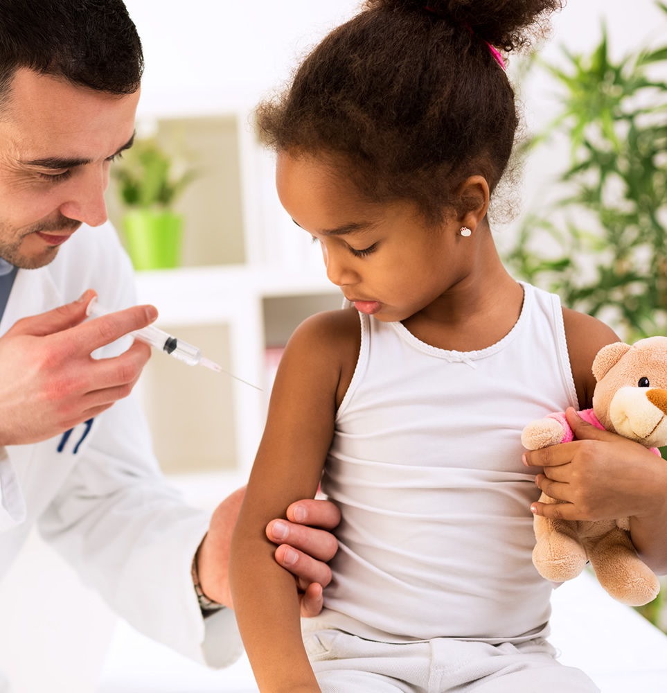 Vaccines for Children & Adults